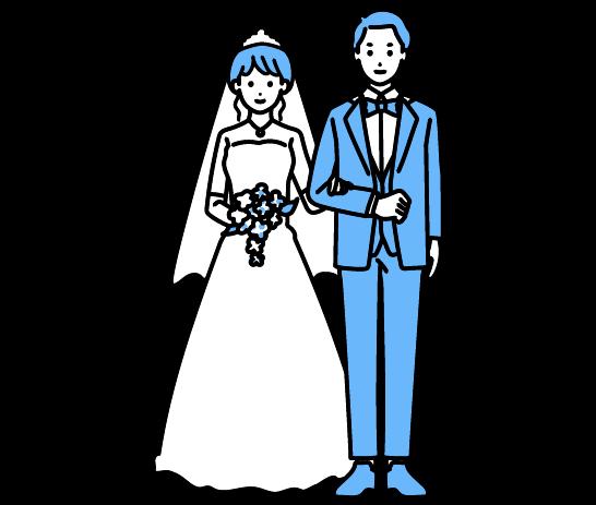 結婚祝い金の支給